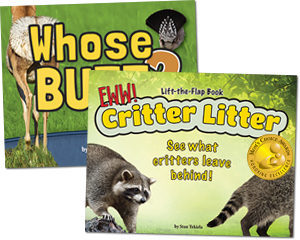 Critter Litter and Whose Butt?