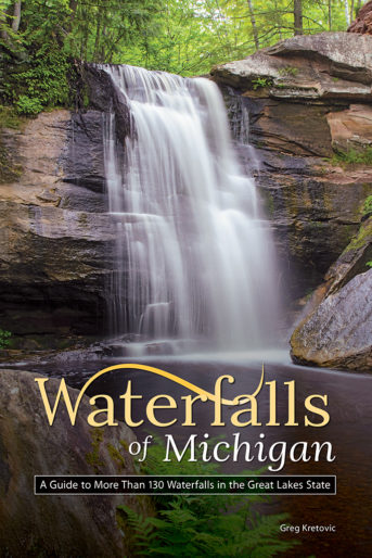 Waterfalls of Michigan