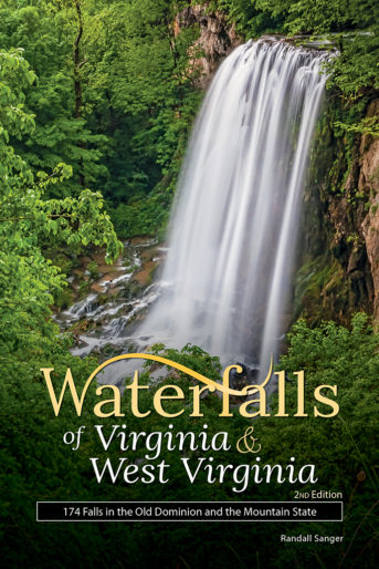 Waterfalls of Virginia and West Virginia